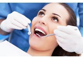 牙齿口腔检查