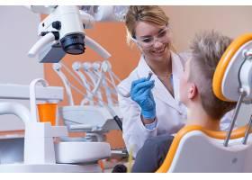 牙医与病人