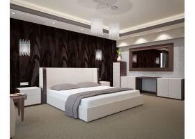 大气卧室房间