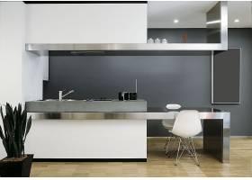欧式大气厨房
