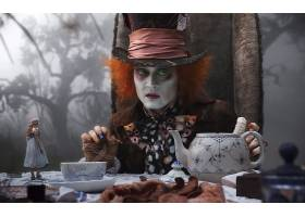 电影,爱丽丝,在,仙境,(2010年),壁纸,(11)