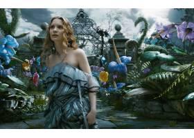 电影,爱丽丝,在,仙境,(2010年),壁纸,(15)
