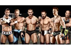 电影,WWE,钱,在,银行,2013,壁纸,