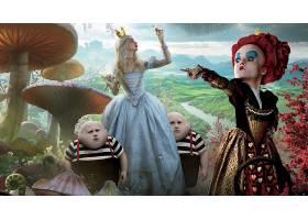 电影,爱丽丝,在,仙境,(2010年),海伦娜,Bonham,运货马车夫,安妮,