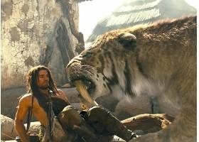 电影,1万英镑,公元前,剑齿虎,老虎,公元前,壁纸,