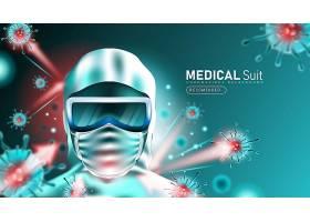 2019年防护冠状病毒的医疗套装