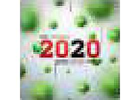 大自然绿色2020阻挡冠状病毒设计方案