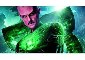电影,绿色的,灯笼,Sinestro,壁纸,(1)