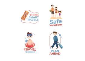 带有冠状病毒预防概念的标志设计用于品牌_112785850101