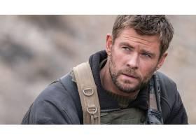 电影,12,强烈的,克莉丝,Hemsworth,船长,逃学,纳尔逊,壁纸,(2)