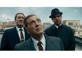 电影,爱尔兰人,罗伯特,De,Niro,Al,Pacino,射线,罗马诺干酪,壁纸,