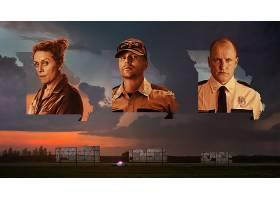 电影,三,广告牌,在外面,衰退,密苏里,木质的,哈罗德森,女子名,麦