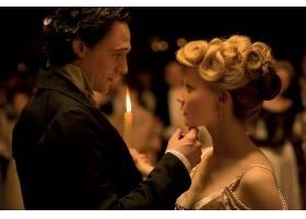 电影,深红色,山峰,汤姆,Hiddleston,米娅,Wasikowska,壁纸,