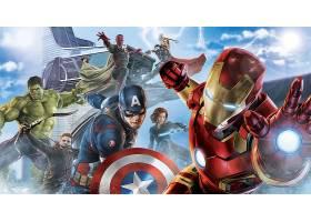 电影,复仇者联盟,复仇者联盟,赫然显现,鹰眼,船长,美国,熨斗,男人