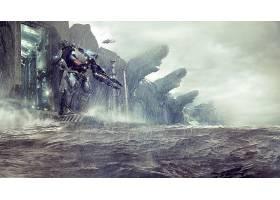 电影,太平洋,边,壁纸,(11)