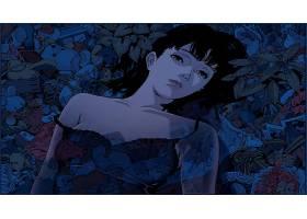 电影,完美的,蓝色,米玛,基里戈,壁纸,