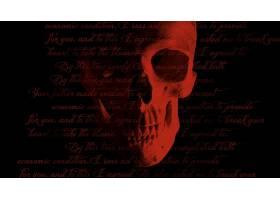 电影,深红色,山峰,头盖骨,壁纸,