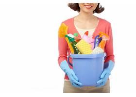 一切都为春天的清洁做好了准备_569808501