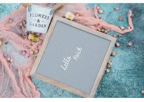 花团锦簇的快乐三月海报_1237424901