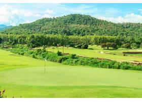 高尔夫球场景观_115600201