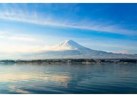 富士山和川口湖日本_100965301