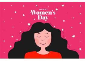三八妇女节快乐海报背景_128238850101