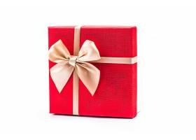 白色背景礼品盒_145175801