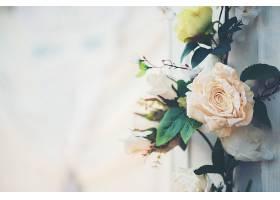 婚礼活动中的鲜花_365644001