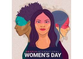 妇女节活动绘画概念_66304040101