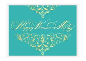 3月8日国际妇女节贺卡_105597550201