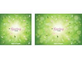 闪亮的春色背景_38629760101