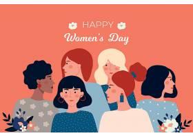 平面设计国际妇女节_122830400101