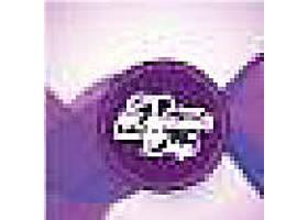 国际妇女节紫色波浪背景_10643300101