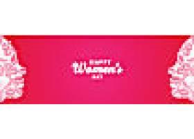 三八妇女节快乐女性面对_68790210101