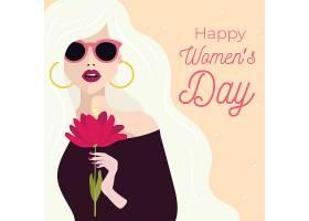 为妇女节概念绘画_65079240101