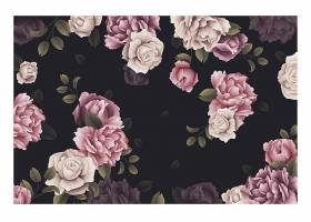 水彩玫瑰壁纸_117914700102