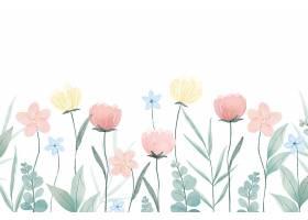 水彩画的春色背景_122397630102