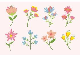 平面设计春季花卉收藏_125562960101