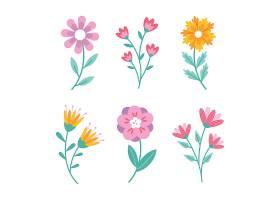 平面设计春季花卉收藏_125563750101