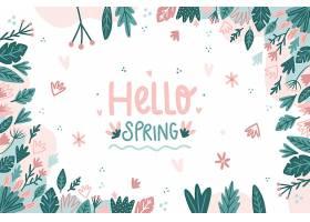 画好了春天的背景_121510560102