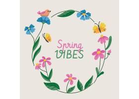 美丽的春天花架_124283950101