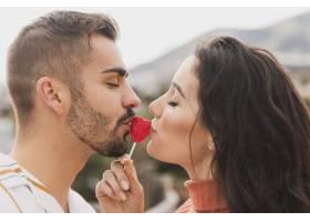 情侣接吻棒棒糖_787210801