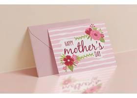 特写母亲节贺卡_72075140102