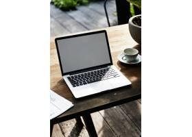 数字设备笔记本电脑样机概念_276569101