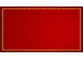 红色抽象图案背景设计_65555780101