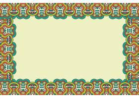 装饰漂亮的背景几何花架_129135580101