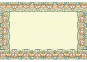 装饰漂亮的背景几何花架_129135750101