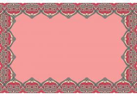 装饰漂亮的背景几何花架_129135850101