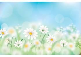 逼真模糊的春天背景_128124020101