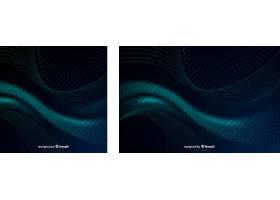 蓝色抽象技术背景_46506220103